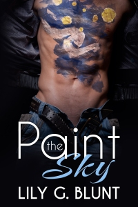 Paint the Sky E-Book Cover
